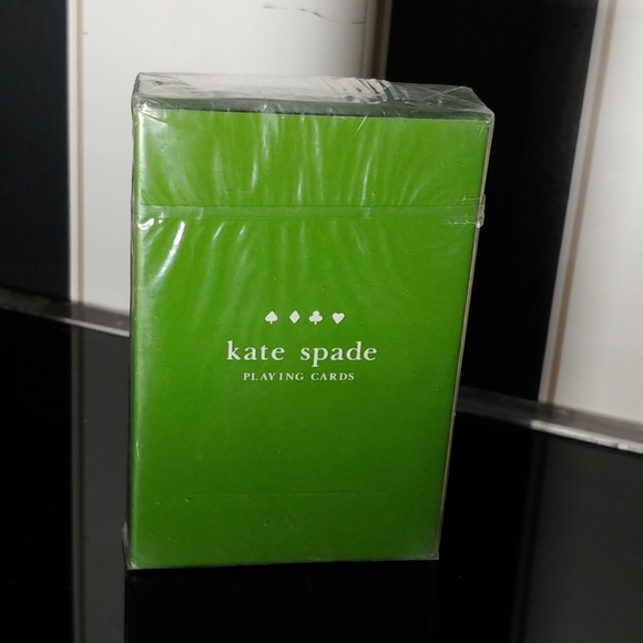 kate spade Accessories - Authentic Kate Spade New York Playing Cards